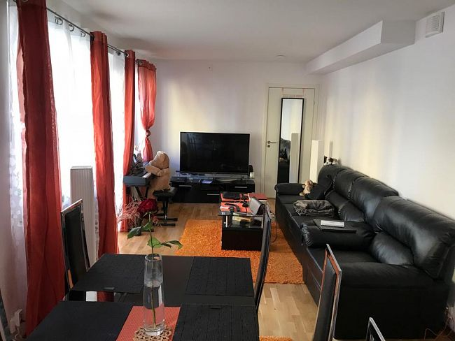 Bild av Apartment in beautiful area of Ursvik, Sundbyberg available for one person or a couple
